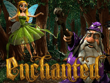 Игровой автомат Enchanted