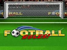 Онлайн-автомат Football Rules