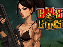 Игровой автомат Girls with Guns: Jungle Heat