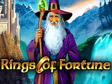 Онлайн-автомат Rings Of Fortune