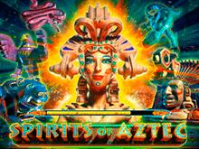 Игровой аппарат Spirits of Aztec