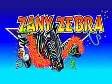 Игровой автомат Zany Zebra