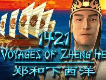 Онлайн-слот 1421 Voyages Of Zheng He