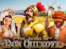 Игровой автомат Богатства Дон Кихота